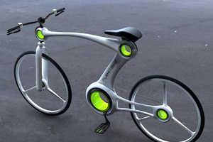 The Flexi-Bike Uses an Adjustable Frame to Make Cycling Easier