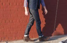 Charitable Vintage Jeans