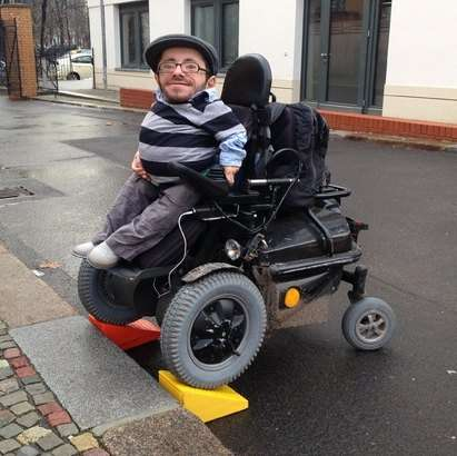 3D Printed Wheelchair Ramps - The Printable Portable Wheelchair Ramps Make Mobility More Convenient