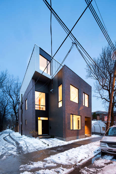 Vibrant Family Homes - This Canadian Home Masterfully Overcomes Design Challenges