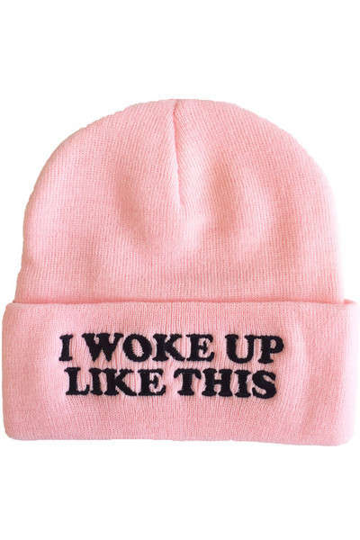 Sassy Lyrical Beanies - This Beyonce Beanie Lets the World Know You