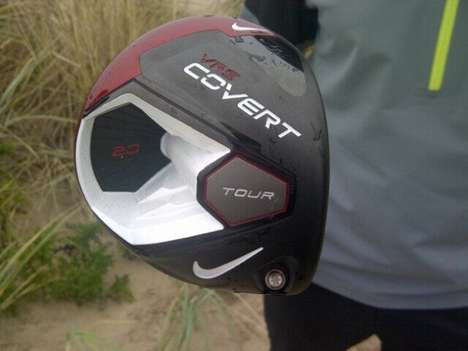 Gridiron Golf Clubs - The Nike VRS Covert 2.0 Brings College Football to Golf
