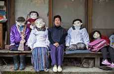 Deceased Commemorating Dolls - Ayano Tsumiki Creates Dolls in the Memory of the Deceased