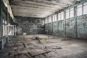These Stunning Photos From Chernobyl are Taken 28 Years Later