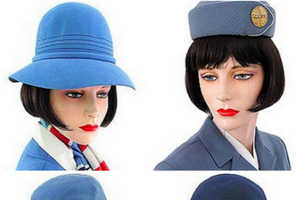 Uniform Freak Shows How the Stewardess Has Evolved Over the Years