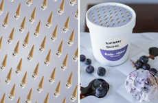 Weathery Ice Cream Branding