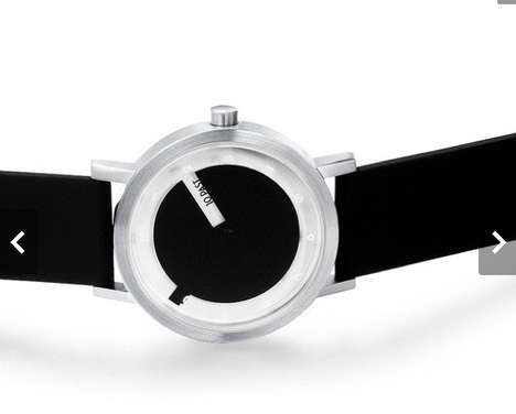 Visual Speech Timepieces - The Till Watch Tells Time Using Short Phrases