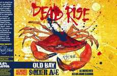 Old Bay Seasoned Beer is Spicing Up Summer with a New Brew