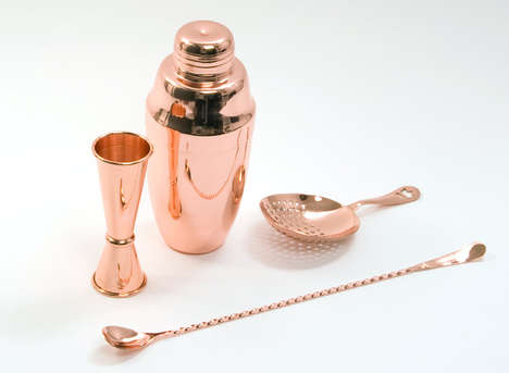 Copper Cocktail Kits - Cocktail Kingdom
