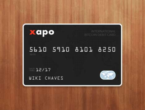 Cryptocurrency Credit Cards - The Xapo Debit Card Makes Paying with Bitcoins Much Easier