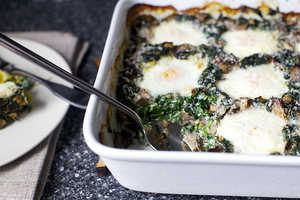 The Smitten Kitchen Baked Eggs Recipe is a Morning Meal