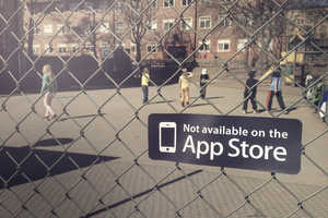 The Not on the App Store Project Disproves That 'Theres an App for That'