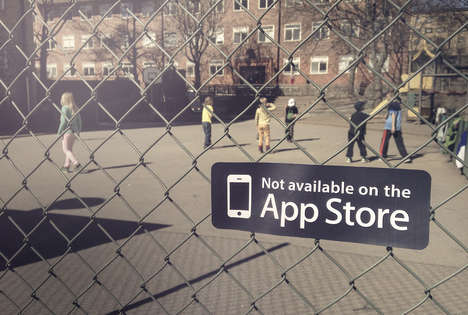 Anti-App Store Projects - The Not on the App Store Project Disproves That