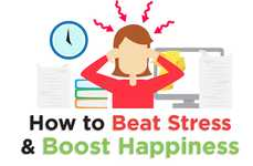 Stress-Eliminating Infographics - Happify Created an Infographic that has Stress Relieving Tips