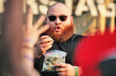 Rapping Chef Shows - Action Bronson Shows Off his Culinary Skills with This New Series