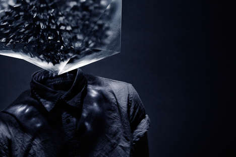 Darkly Surreal Portraits - Alter Ego by Niklas Axelsson Incorporates Realistic 3D Artistry