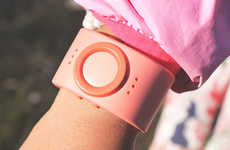 Kiddie Phone-Watches - The Tinitell Phone Watch for Kids Keeps Kids Safe and Parents in the Loop