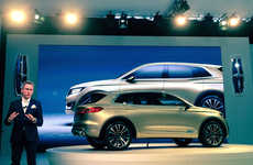 Chinese Luxury Car Launches