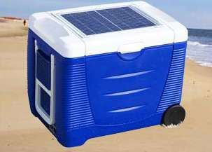 Climatic Solar Coolers - The Solar Cool Uses the Sun