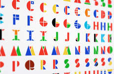 Multinational Flag Alphabets