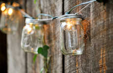From Mason Jar Lighting to Mason Jar Storages