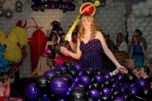 Get Your 2014 Prom Party Popping with These Incredible Balloon Dresses