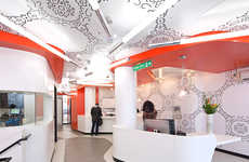 Vibrant Medical Clinics - The Dean Street Express by Penson in London Rethinks the Walk-in History
