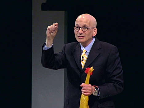 Making It to the Finish Line - Seth Godin