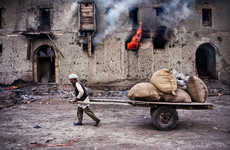 This Striking Photos of Afghanistan People are by Steve McCurry