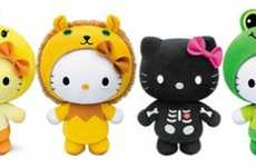 Fast Food Feline Toys - These Limited Edition Hello Kitty Plushies are Sold at McDonald's Singapore