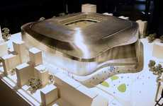 Rejuvenated Soccer Stadiums - Real Madrid's Stadium Will Be One of the Most Advanced in the World