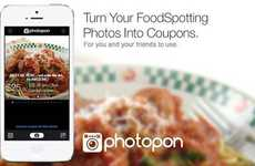Coupon Sharing Apps - The Photopon App Acts as Social Media for Coupon Sharing