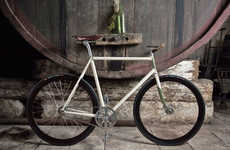 Bespoke Italian Bicycles - Scatto Italiano Crafts Custom Bicycle Designs with Fine Materials