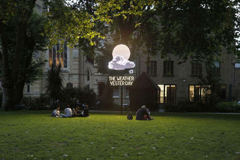 Interactive Public Art Studios - The Troika London Design Studio Offers Global Public Exhibits