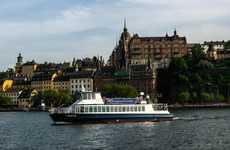 Eco Electric Ferries