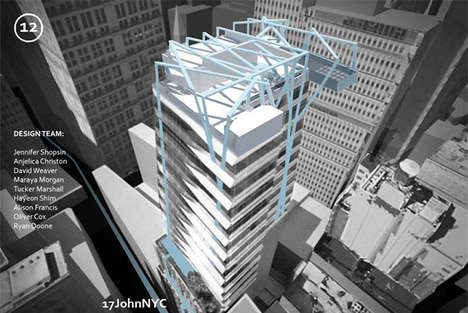 Crowdsourced Design Competitions - You Can Contribute to a Collaborative Hotel Design in New York
