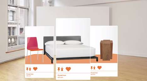 Crowdsourced Apartment Decor - Pinterest Home Decor Addicts Will Determine What Goes into APT CB2