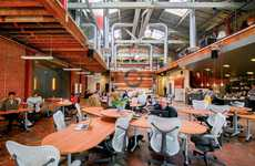 Californian Co-Working Spaces - Impact Hub Oakland Fosters Social Entrepreneurship