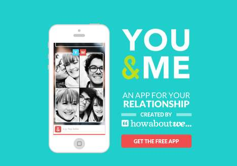 messaging app for couples