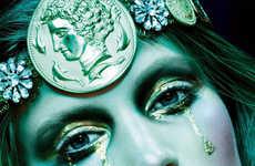 Gothic Dream Girl Editorials