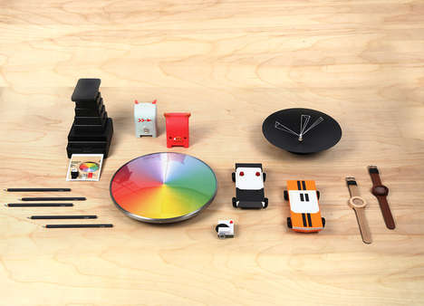 Crowdsourced-Funded Collections - Kickstarter Teams up with the Moma Design Store