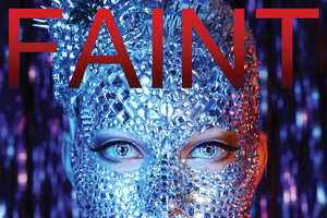 The FAINT Magazine May 2014 Issue Enlists Models Covered in Jewels