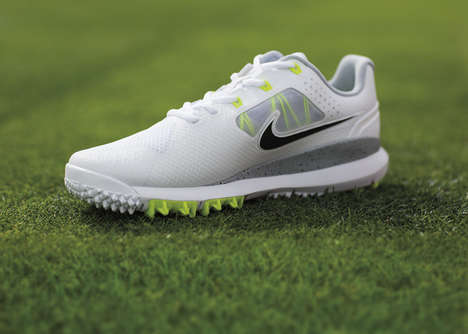 Breathable Golf Kicks - The Nike TW