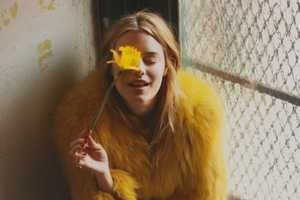 The So It Goes Magazine Issue 3 Photoshoot Stars Camille Rowe