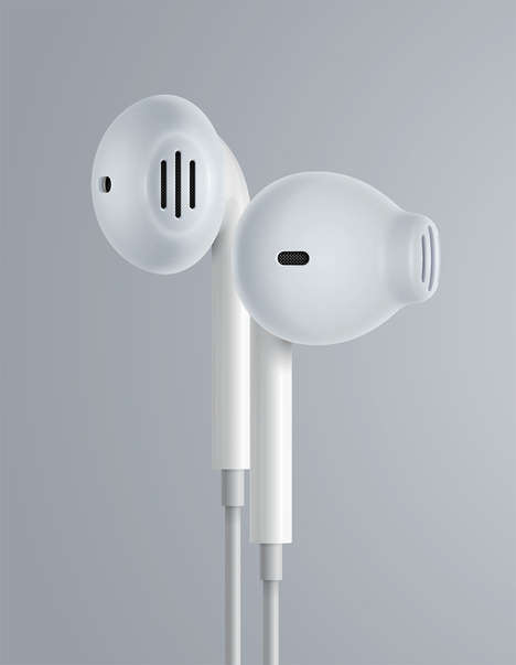 Heartbeat-Sensing Earbuds - Rumor Has it the New Apple Earbuds Will Be Your In-Ear Doctor