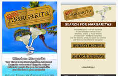 Margarita-Locating Apps - The Margarita Mission App Helps You Find the Holy Grail of Margaritas