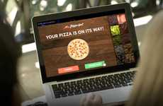 Streamlined Pizza Ads - Hulu Will Soon Let You Order Pizza on One of Its Commercial Ads
