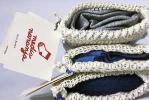 Media Naranja Sells its Socks in an Unconventional Way