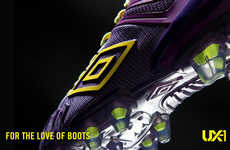 Muscular Soccer Shoes