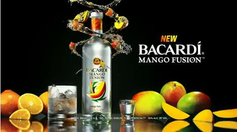 The Newest Flavor in the Game - #RepYourFlavor and Celebrate the Playoffs with BACARDÍ Mango Fusion